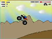 Click to Play Big Truck Adventures - Canyon Run