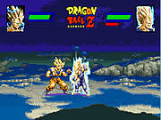 Click to Play Dragon Ball Z Power Level Demo
