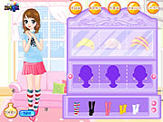 Click to Play Girl's Rush Dressup