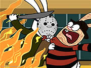 Click to Play Freddy vs Jason in 30 Seconds