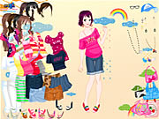 Click to Play Vivian Dressup