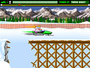 Click to Play Super Snowmobile Rally
