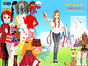 Click to Play Dream Park Dressup