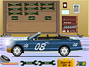 Click to Play Pimp My 60's Sports Car