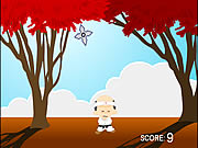 Click to Play Master Jing's Catch a Falling Throwing Star