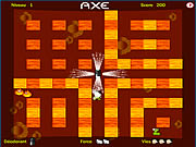 Click to Play AXE Les Adventures de Jaxe & Blaster