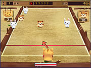 Click to Play Cat Bowling 2
