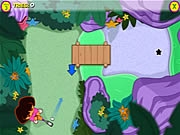 Click to Play Dora's Star Mountain Mini-Golf