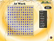 Click to Play Word Search Gameplay - 30