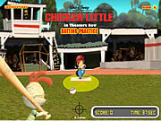 Click to Play Chicken Little - Batting Practice