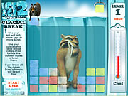 Click to Play Ice Age 2 - Glacial Break