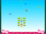 Click to Play Heart Catching Game