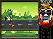 Click to Play Odyssee - Frog Motorbike Game