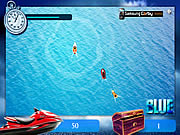 Click to Play Blue Ski Challenge