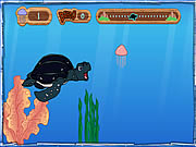 Click to Play Tuga the Sea Turtle