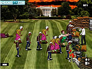 Click to Play Obama Versus Zombies
