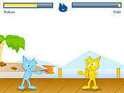 Click to Play Kucing Fighter