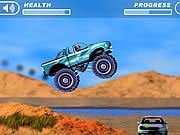 Click to Play 4 Wheel Madness