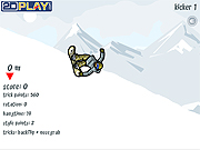 Click to Play Snowboard Stunts