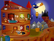 Click to Play Halloween House Makeover 2