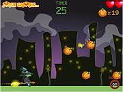 Click to Play Bullet Time Witch