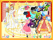 Click to Play Cinderella Ballroom Dress up