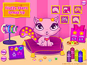 Click to Play Fluffy Starz Dress up
