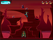 Click to Play Duck Dodgers Planet 8 from Upper Mars: Mission 3