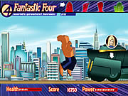Click to Play Fantastic Four Rush Crush