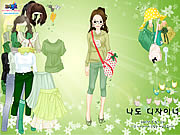 Click to Play Green Life Dressup