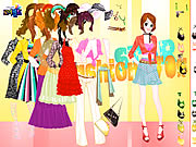 Click to Play Tina Gown Dressup