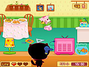Click to Play Cat Angel Cookie Rescue