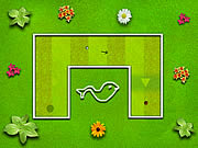 Click to Play Flower Mini Golf