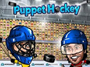 Click to Play Puppet Ice Hockey