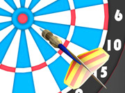 Click to Play 3D Darts