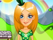 Click to Play Alice the Leprechaun Girl Dress Up