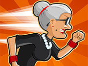 Click to Play Angry Gran Run: India