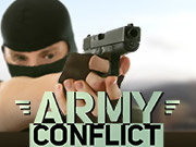 Click to Play Army Conflict
