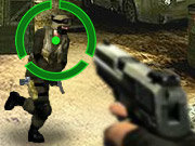 Click to Play Army Sharpshooter