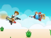 Click to Play Ben10 Air War