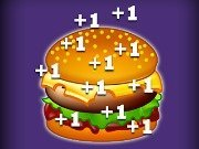 Click to Play Burger Clicker