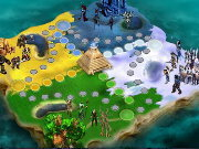 Click to Play Conquerors of the island