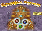 Click to Play Egyptian Secrets