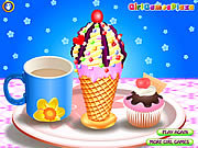 Click to Play Ice Cream Cone