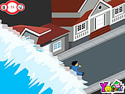 Click to Play Japan Tsunami