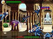 Click to Play KOF Fighting