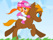 Click to Play My Pony My Little Race