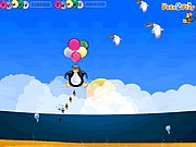 Click to Play Penguin Parachute