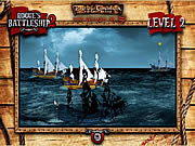 Click to Play Pirates of the Caribbean - Rogue's Battleship 2