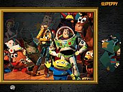 Click to Play Puzzle Mania Toy Story